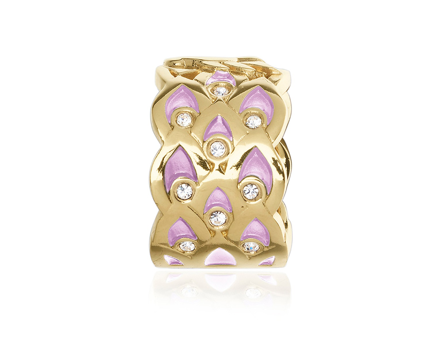 Lilac Arch Ring