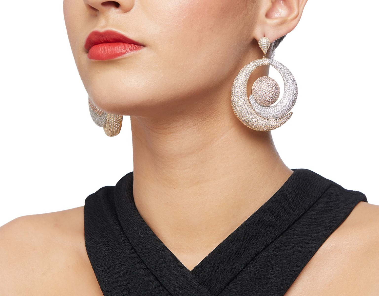 Sufi Swirl Earrings