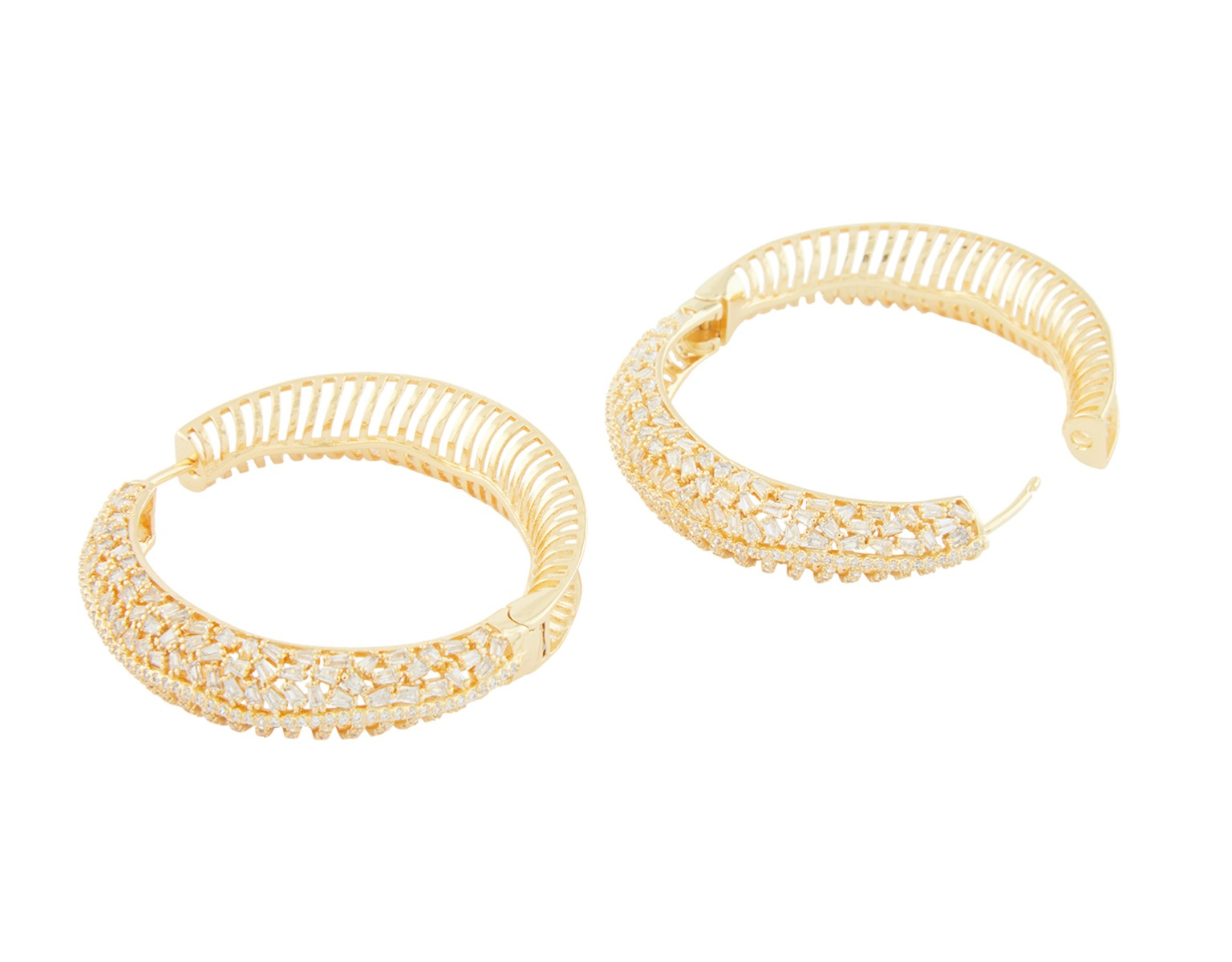 Redefine Hoop Earrings