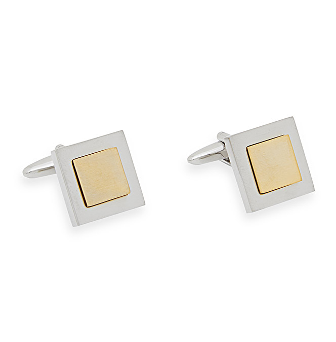 Diamond Cut Cufflinks
