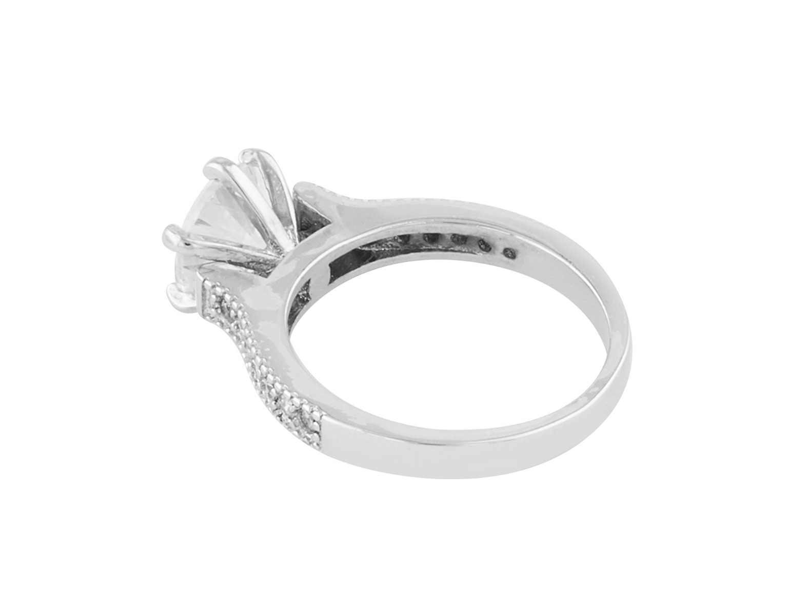 SOLITAIRE WICHENZA RING