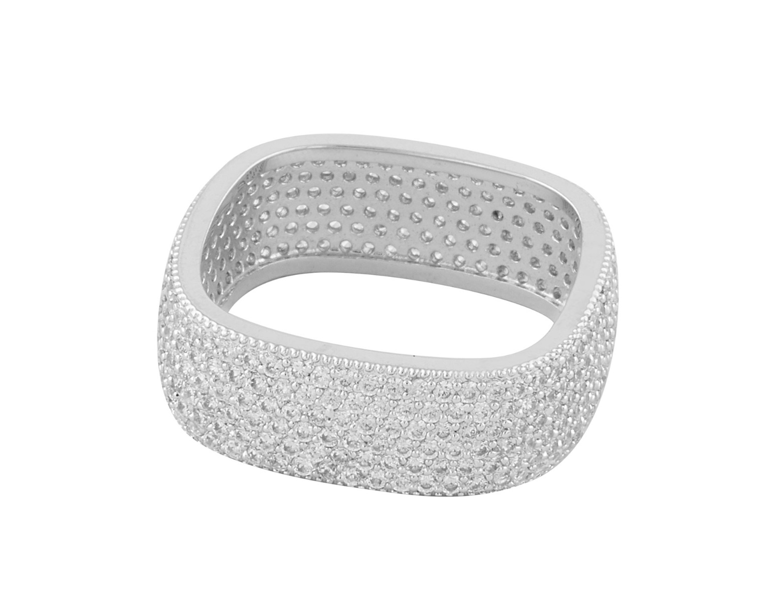 STUDDED RHOMBUS BAND