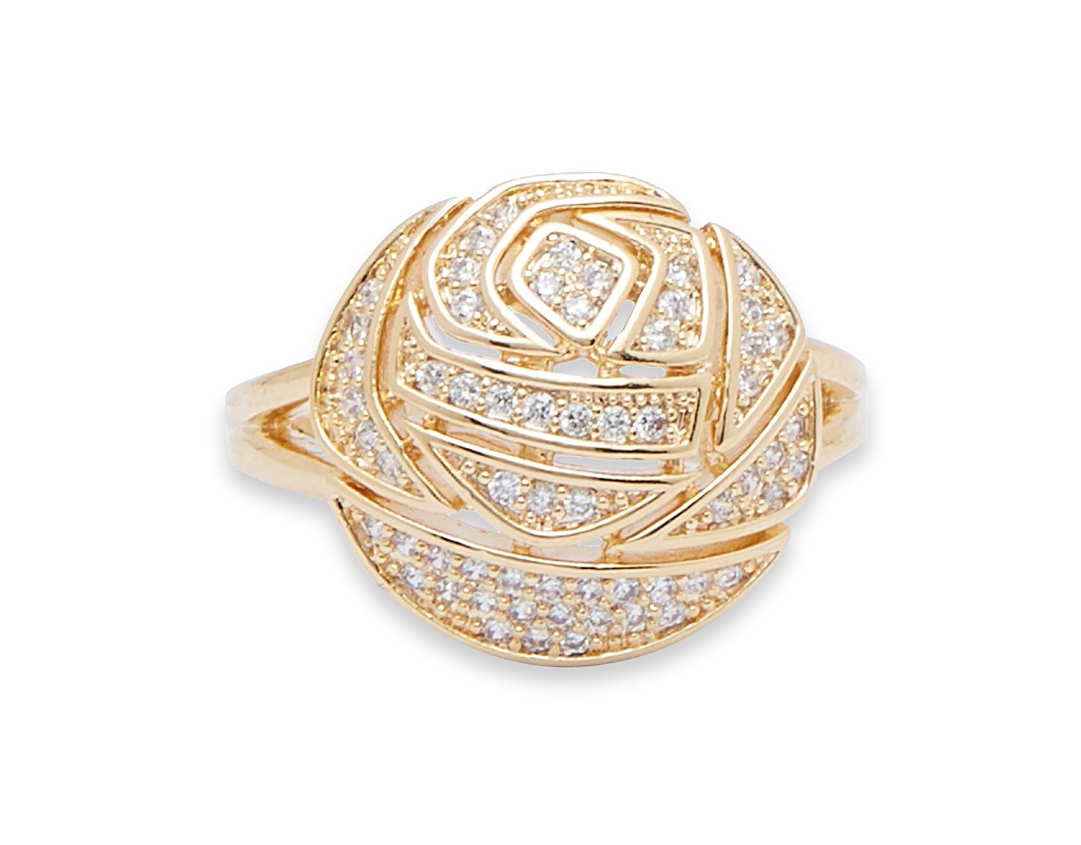 Rose Ball Ring