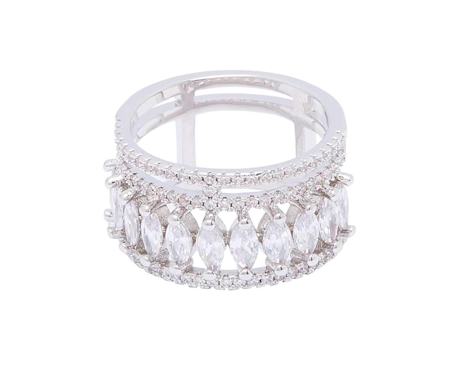 Classic Love Stackable Ring