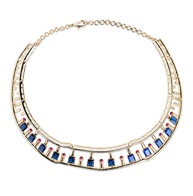 Aureate Necklace