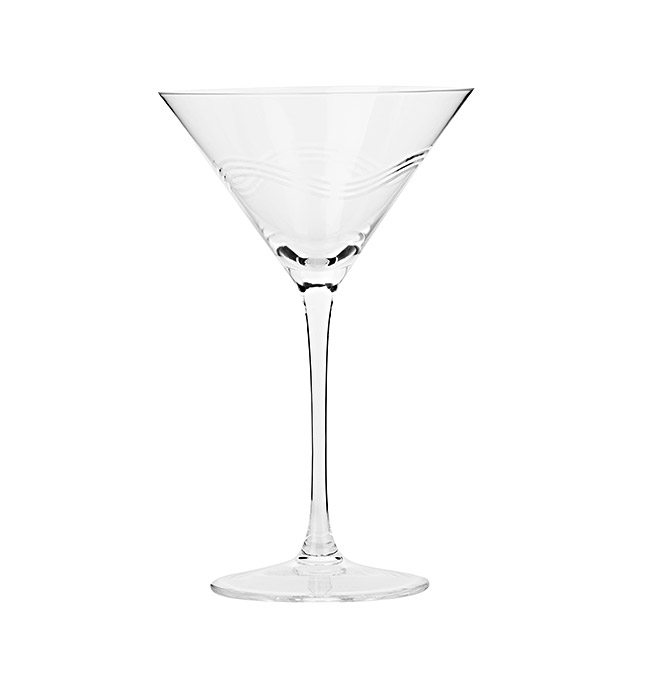 Muse Crystal Martini Glass – Set of 6