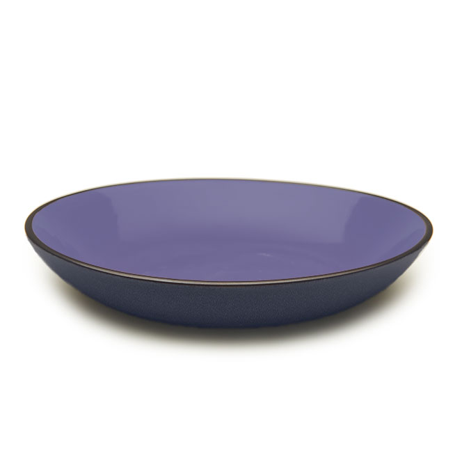 Boult Round Dish Purple - Set of 2