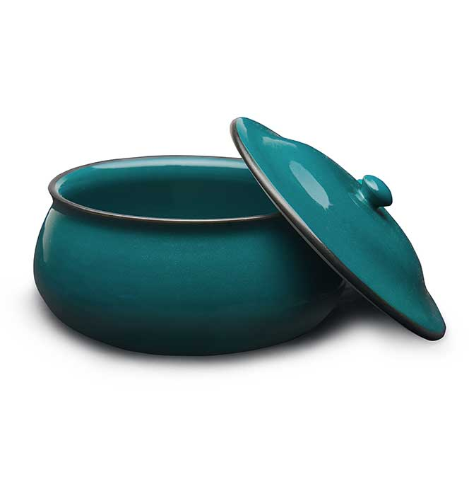 Macerate Bowl with Lid Jade