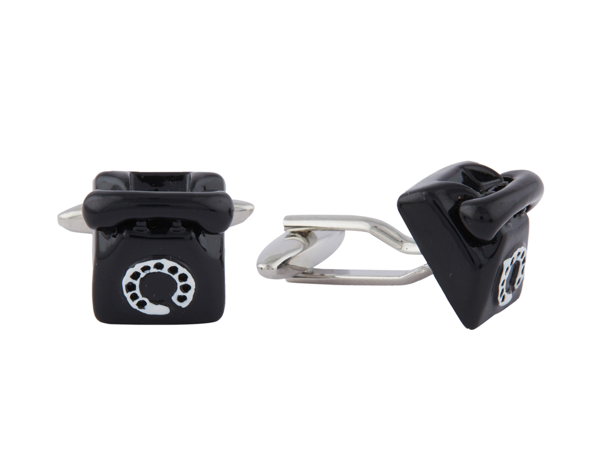 Telephone Cufflinks