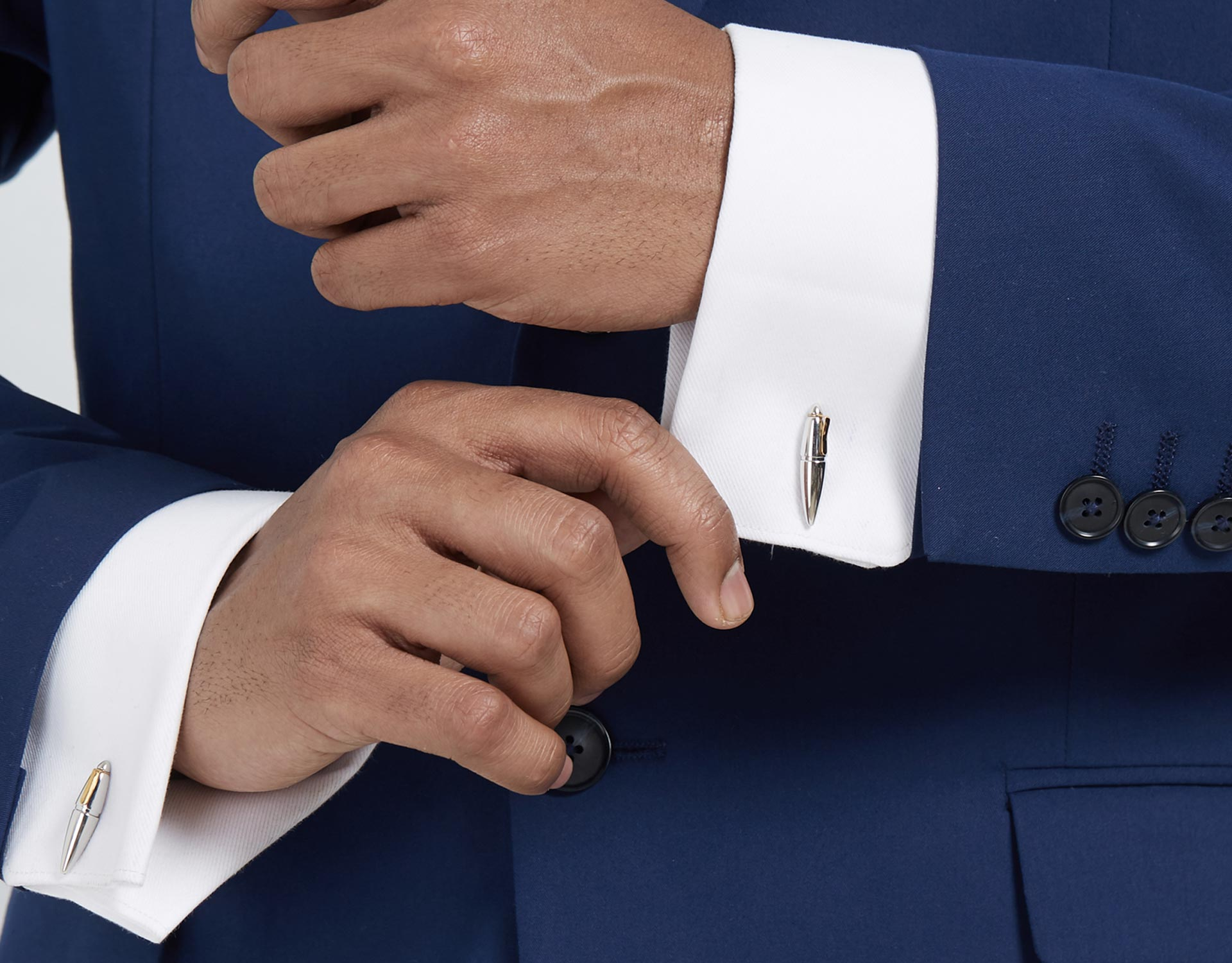 Fountain Pen Cufflinks